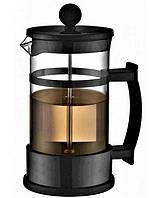 Френч-прес стеклянный чайник заварник 800мл Con Brio