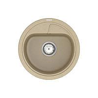 Мойка кухонная круглая VANKOR Polo PMR 01.44 Safari