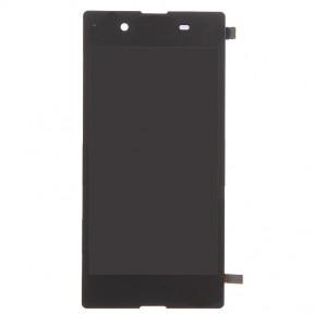 Дисплей Sony D2202, D2203, D2206 Xperia E3 с сенсором (тачскрином) черный