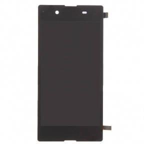 Дисплей Sony D2202, D2203, D2206 Xperia E3 с сенсором (тачскрином) черный, фото 2