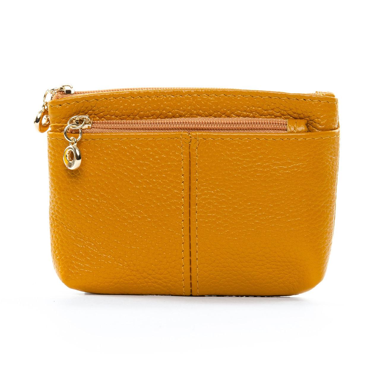 Ключниця гаманець з натуральної шкіри
