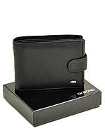 Чоловічий шкіряний гаманець Dr.Bond з правником 3639