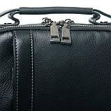 Стильная мужская сумка-планшет BRETTON из натуральной кожи, фото 2