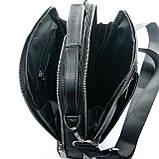 Стильная мужская сумка-планшет BRETTON из натуральной кожи, фото 4