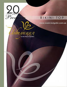 Колготки Інтуїція BIKINI TOP 20 Premium