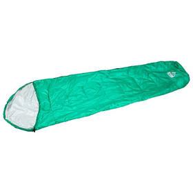 Спальный мешок Bestway 68054 спальник Green