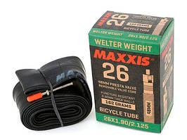 Камера велосипедная MAXXIS Welter Weight 26x1.90/2.125 (Presta)