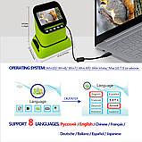 Cканер фотопленки QPIX DIGITAL FS210 для негативов и слайдов, фото 7