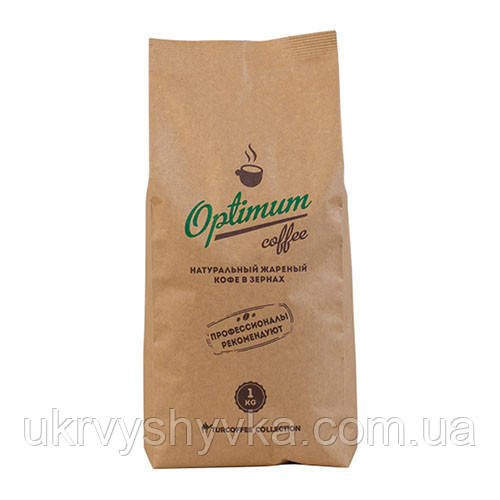 Кава в зернах Optimum 1кг