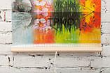 Обогреватель-картина инфракрасный настенный ТРИО 400W 100 х 57 см, сезоны, фото 4