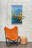 Обогреватель-картина инфракрасный настенный ТРИО 400W 100 х 57 см, горы, фото 5