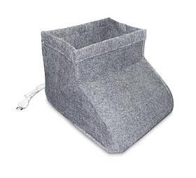Електрогрілка для ніг чобіток ТРІО 02201, 30 х 30 см