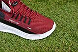 Дитячі кросівки Nike Air бордові р31-36, копія, фото 6