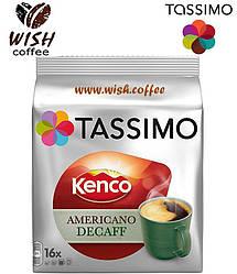 Кофе в капсулах Tassimo Kenco Americano Decaff (16 порций)