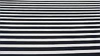 Ткань вискоза в полоску черного цвета с белым