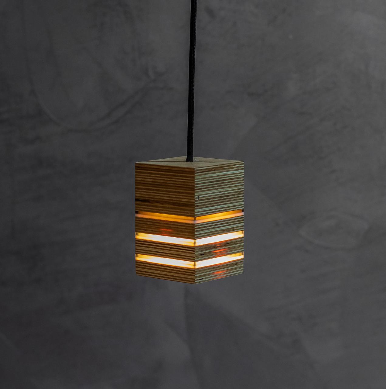 Светильник подвесной Куб