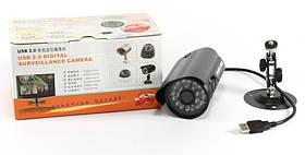 Камера відеоспостереження USB PROBE L-6201D 0960