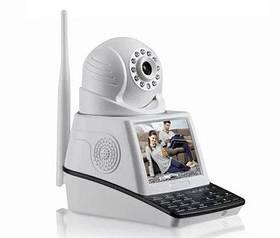 Камера відеоспостереження з екраном Net Camera 1758
