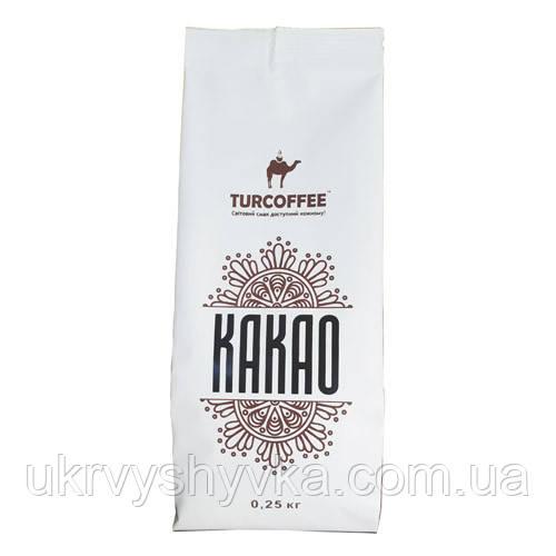 Какао 0,25кг Натуральний 100%