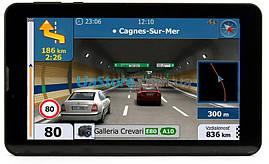 GPS навігатор 7009 GPS 7009 \ram 256mb\8gb\ємнісний екран Навігатор в машину