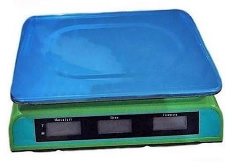 Ваги торгові ПРОК-ВТ-806-В (40 кг), фото 2