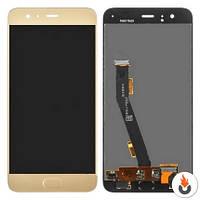 Дисплей Xiaomi Mi6 с сенсором (Модуль) золотой*