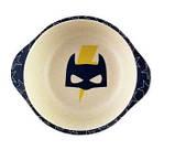 Набор детской бамбуковой посуды Stenson MH-2773-1 бэтмен, 5 предметов, фото 4