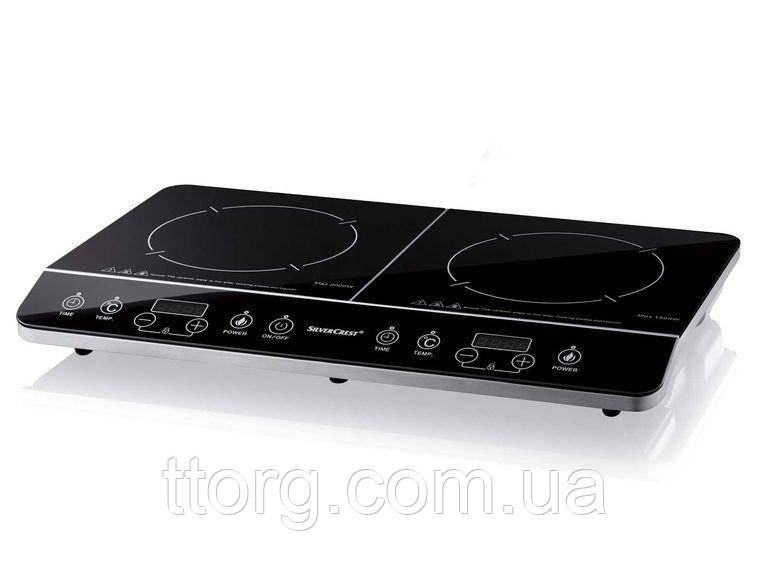 Индукционная плита SilverCrest SDI 3500 A1 3500 Вт (Германия)