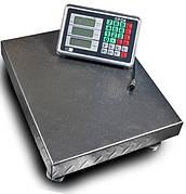 Весы торговые напольные ПРОК ВТ-150-Р1 (150 кг, 300*400)
