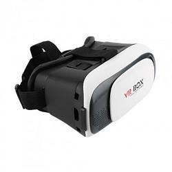 Універсальні 3D окуляри віртуальної реальності для смартфона VR BOX 2 White