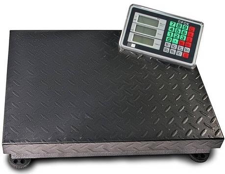 Весы торговые напольные ПРОК ВТ-300-УР (300 кг, 400*500), фото 2