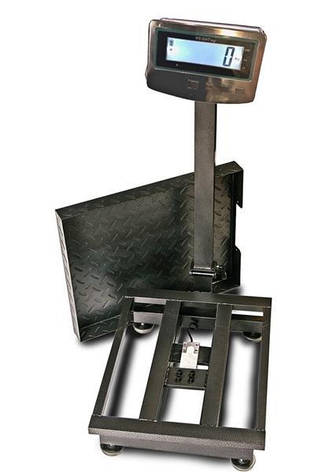Весы товарные платформенные ПРОК-ВТ-MU-100 (100 кг, 300*400), фото 2