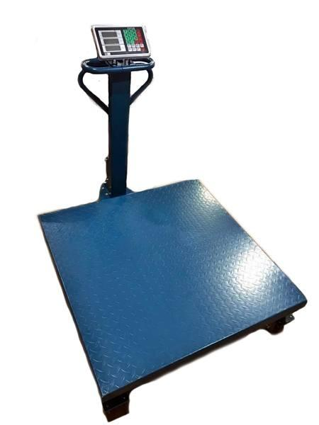 Весы товарные платформенные ПРОК ВПЕ-1000-СК (1000 кг, 1000*1000)