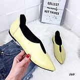 Туфли из натуральной кожи, фото 3