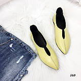 Туфли из натуральной кожи, фото 4