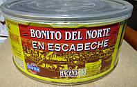 Тунец Bonito Del Norte En Escabeche 1000/725 г