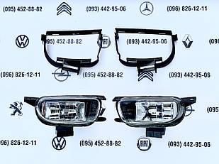Противотуманные фары / галогенки VW T4 туманки Фольксваген Т4