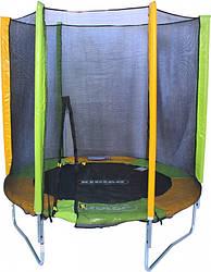 Батут KIDIGO 183 см с защитной сеткой (61005)