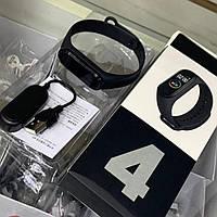 ✅Фитнес браслет Xiaomi Mi Band 4,♡ Фитнес трекер М4♤smart bracelet◇ умные часы❤