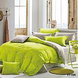 Двоспальний комплект постільної білизни Gold Lux, фото 2