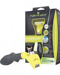Фурминатор для собак FURminator с короткой шерстью размер ХS