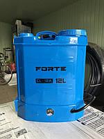 Обприскувач аккумуляторний Forte CL12A, фото 1