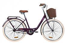 """Велосипед городской женский 26"""" Dorozhnik Lux 2020 стальная рама 17"""", фото 2"""