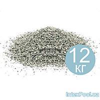 Кварцевый песок для песочных фильтров 79999 12 кг, очищенный, фракция 0.8 - 1.2