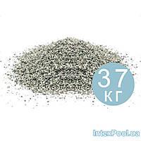 Кварцевый песок для песочных фильтров 79997 37 кг, очищенный, фракция 0.8 - 1.2
