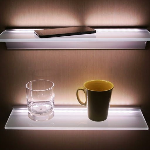 Алюминиевый профиль с подсветкой – новый тренд в дизайне интерьера