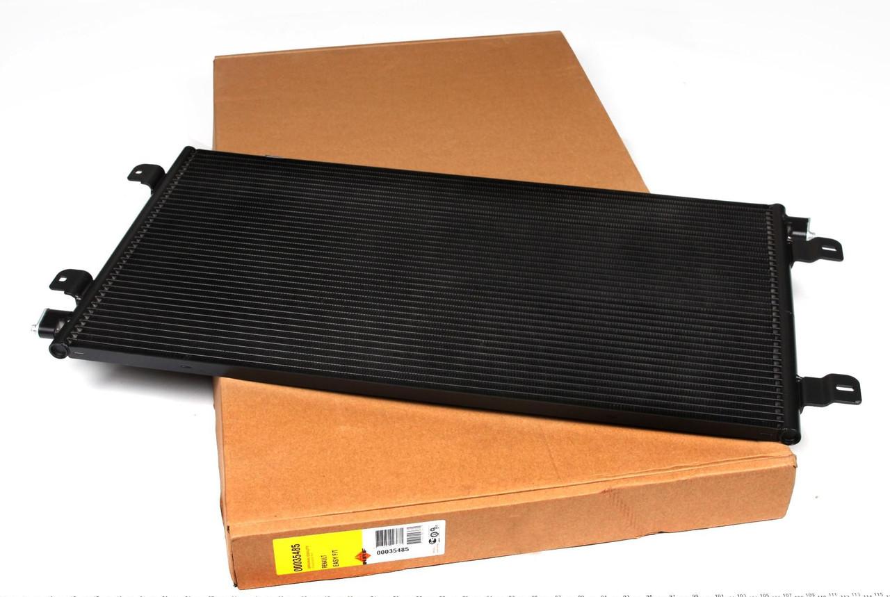 Радиатор кондиционера Renault Master 1.9-3.0DCii 2001- NRF 35485