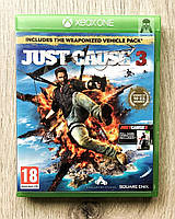 Just Cause 3 (рус.) (б/у) Xbox One, фото 1