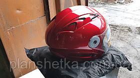 Мотошолом FXW HF-210 червоний, фото 2