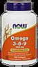 Омега 3-6-9 (Omega 3-6-9) 1000 мг 100 капсул